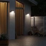 SolarCentre Solární bezpečnostní LED osvětlení s pohybovým senzorem Eco Wedge Elite SS9991