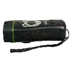 POWERplus Dynamo LED baterka a rádio Wolf