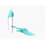 TIO Náhradné hlavice k zubnej kefke Ultra soft ľadovcová modrá 2 ks