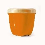 Preserve Svačinový box Oranžový 240 ml