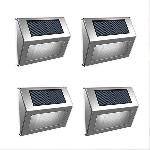 SolarCentre Solární schodišťové světlo Sherpa SS6002 4 kusy