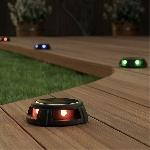SolarCentre solární podlahové osvětlení Tapdance sada 2 RGB