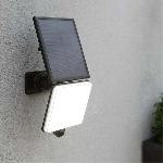 SolarCentre Solárne bezpečnostné svetlo s pohybovým senzorom Softec