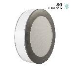 SolarCentre Solární lampa na stěnu Eco Disc 80 Lumenů teplá bílá