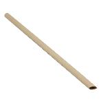 Pandoo Jednorazové bambusová slamka 50 ks
