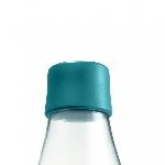 Viečko k fľaši Petrolejovo Zelené