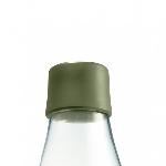Víčko k lahvi Retap Armádně Zelené
