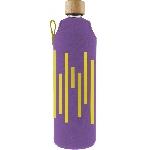 Drink it Skleněná láhev s neoprénovým obalem Xylofonka 700ml