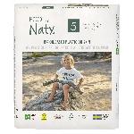 Naty Eko plenky Junior 11-25 kg 22 ks